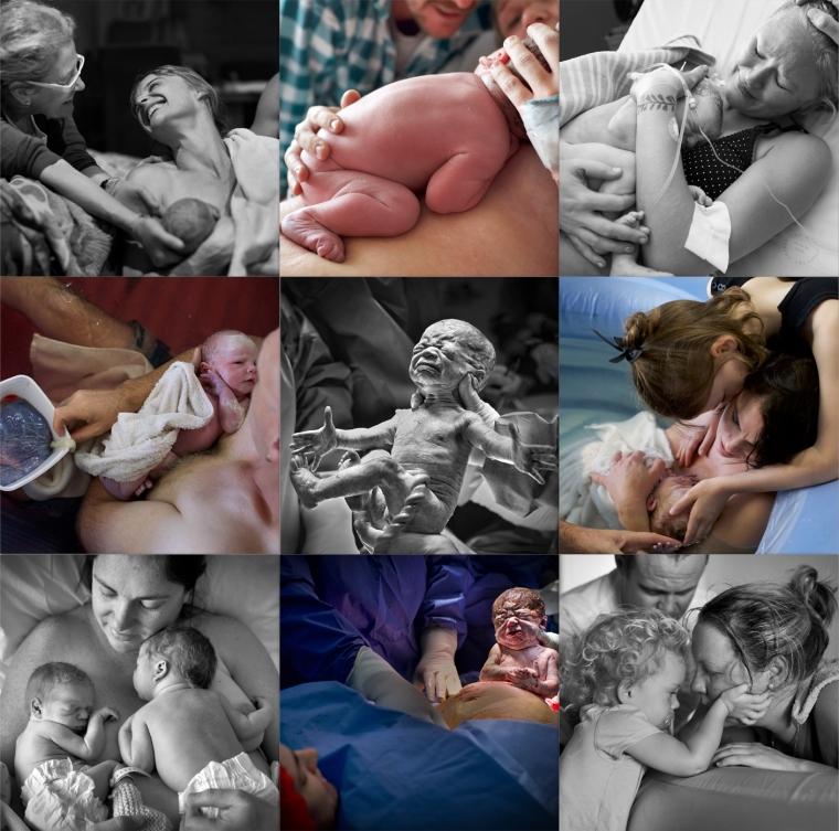 Birth Photography Workshop 2018